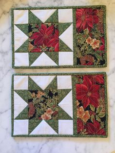 Quilted Christmas Placemat Patterns : quilted, christmas, placemat, patterns, Image, Result, Quilt, Block, Pattern, Christmas, Rugs,, Quilted, Placemat, Patterns,, Placemats, Patterns