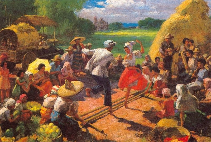 Fernando Amorsolo, Art from The Philippines on AdlandPro
