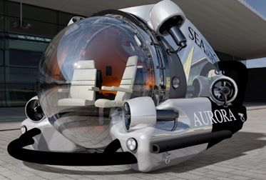 deep sea mini submarine - Google Search