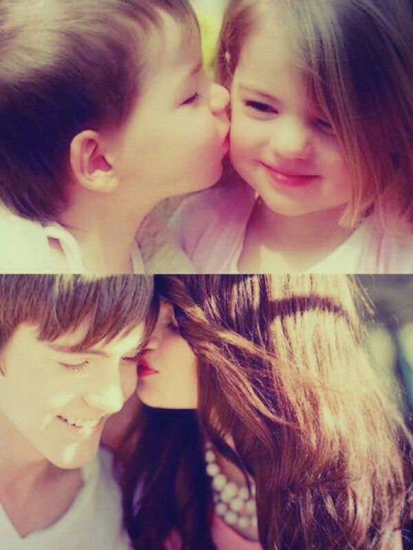 In Childhood First Kiss By Boy And In Young Age By Girl Hehee