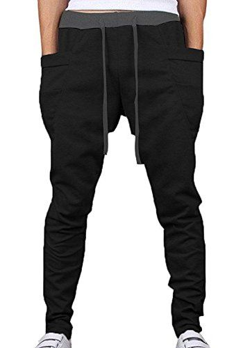 BOLF Men's Jogger Sweatpants Military Army Style J.Style