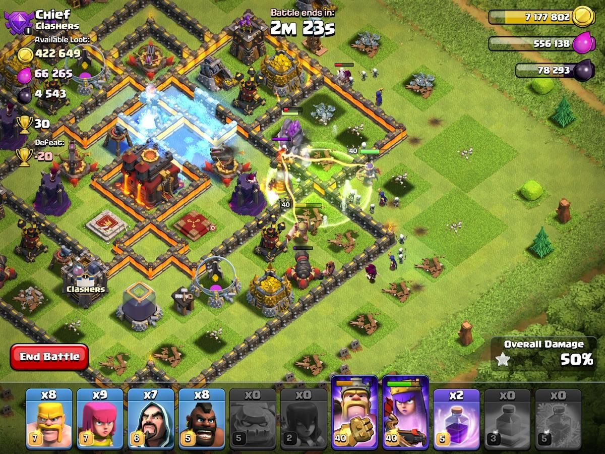 clash of clans gba rom download