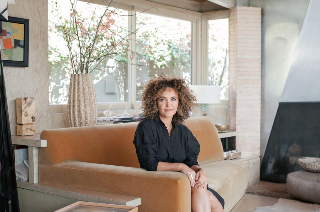 Pamela Shamshiri Isn T A Designer She S A Storyteller As The