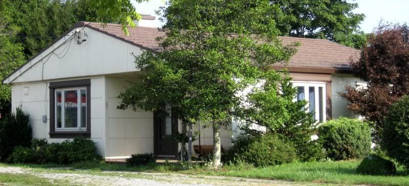 Lustron Home In Elkins, WV