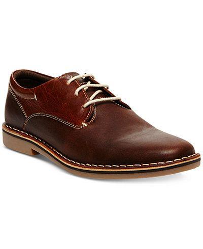Steve Madden Harpoon Oxfords - All Men's Shoes - Men - Macy's