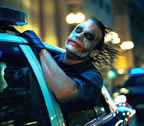 joker batman dark knight movie heath ledger