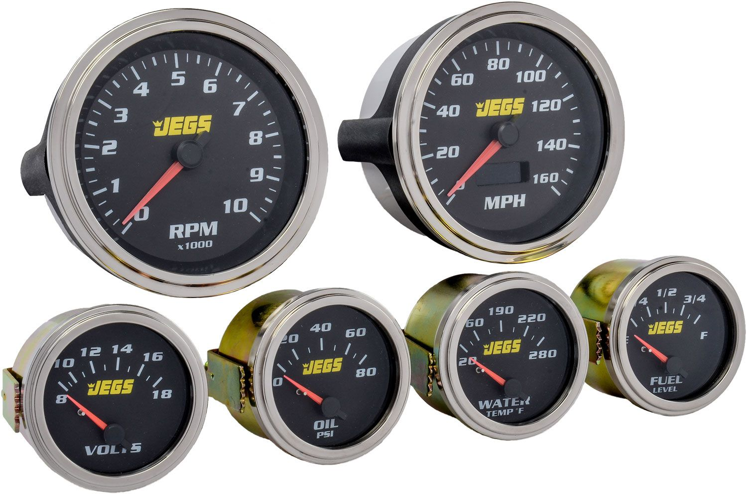 Who Has Jegs Brand Gauges In Their Ride Check Out Our 6 Gauge