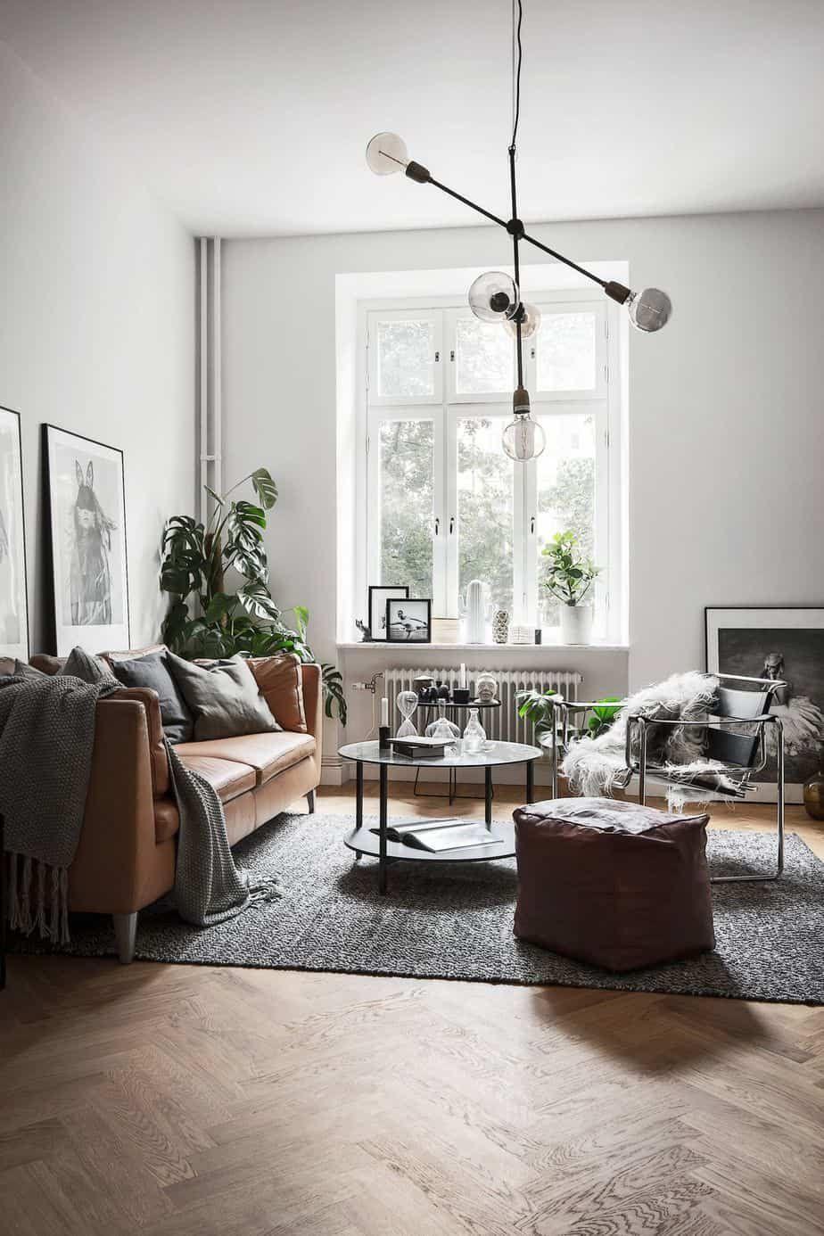 Interior Design Trends 2021 Industrial Style Living Room Living Room Scandinavian Nordic Living Room Minimalist Living Room Apartment
