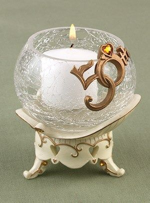 50th Anniversary Votive Candle Stands