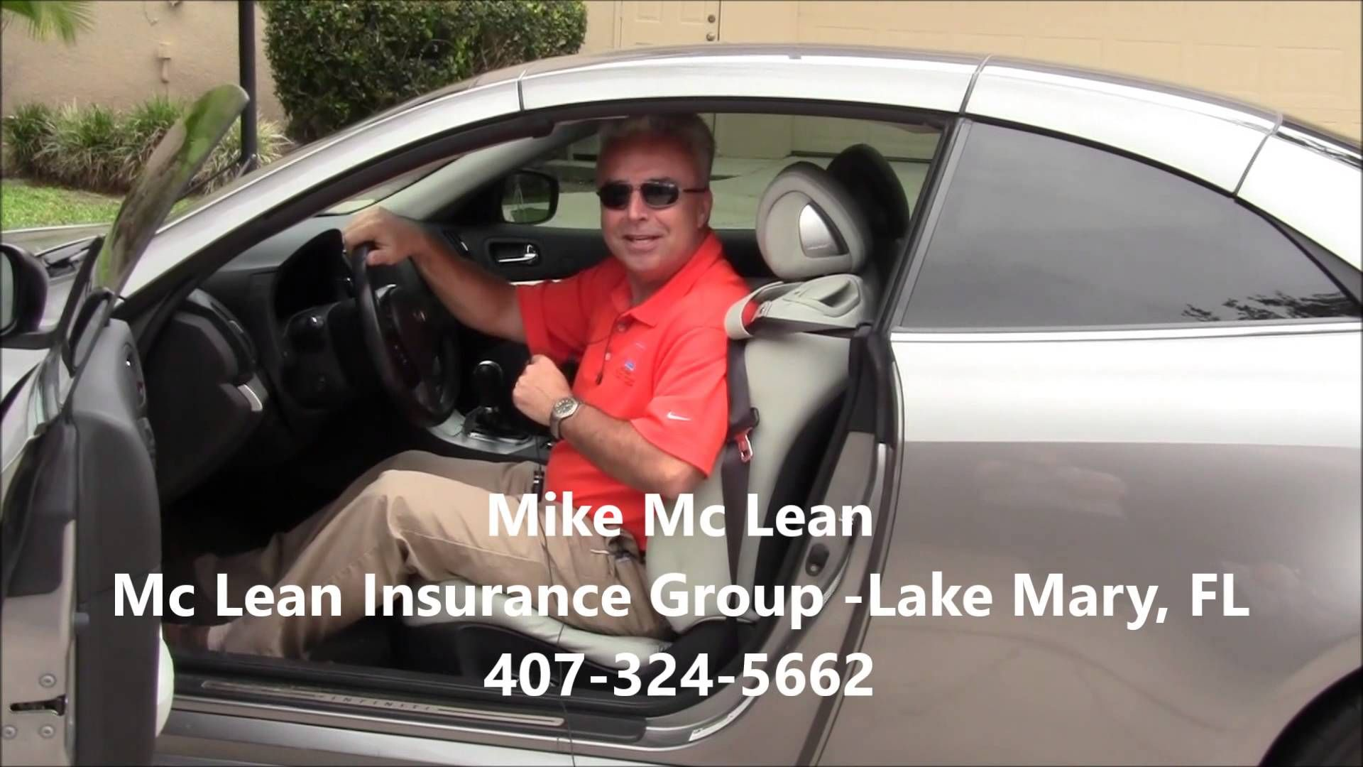 """You """"auto"""" be insured with us! Mclean"""