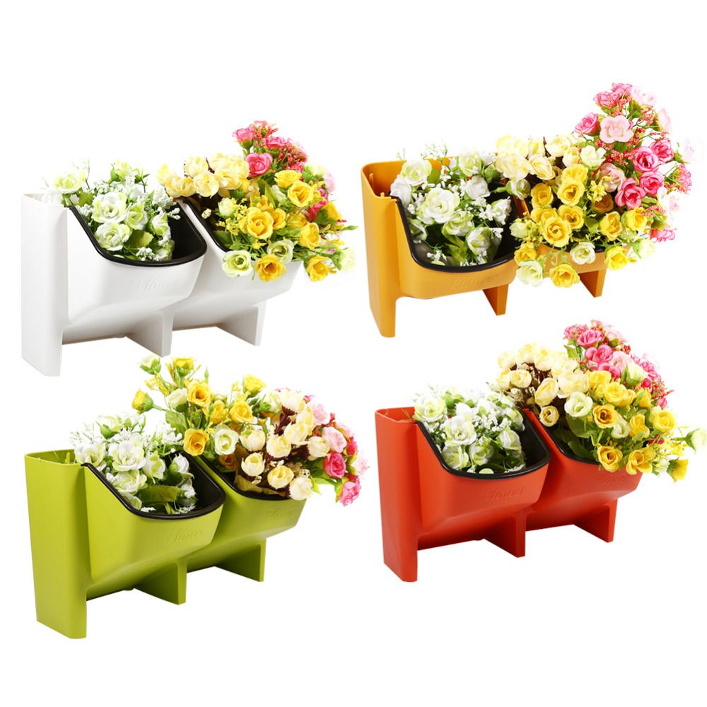 Garden pots hydroponics wall hanging vertical flower pot succulents cheap garden pots buy quality flower pot directly from china plant pot suppliers garden pots hydroponics wall hanging resin vertical flower pot succulents workwithnaturefo