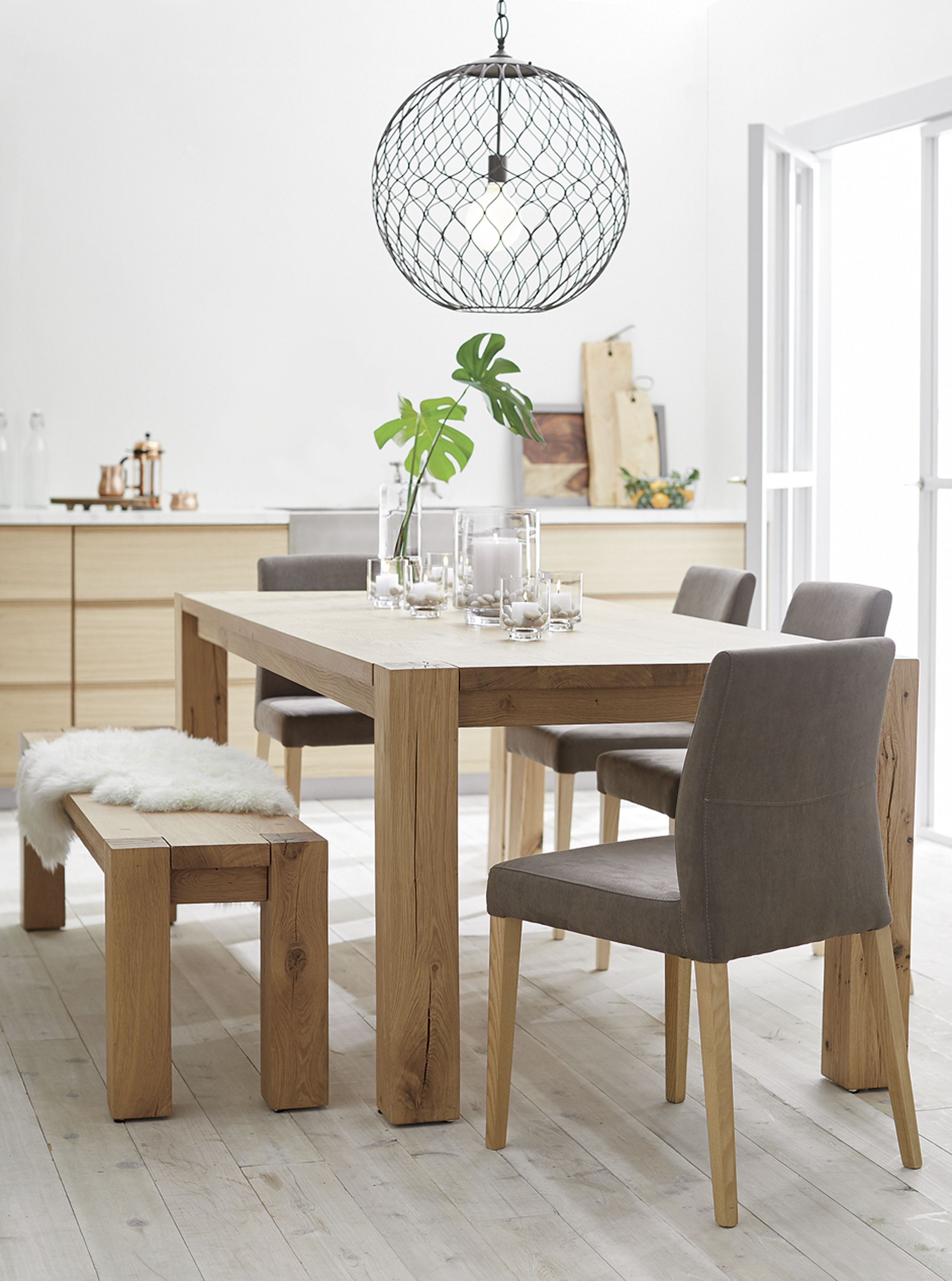 Big Sur Natural 65 Dining Table Natural Dining Chairs Walnut Dining Table Dining Table