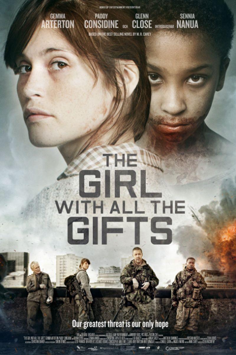 Naujoji karta Z / The Girl with All the Gifts (2016) [BDRip] Trileris, Drama, Siaubo