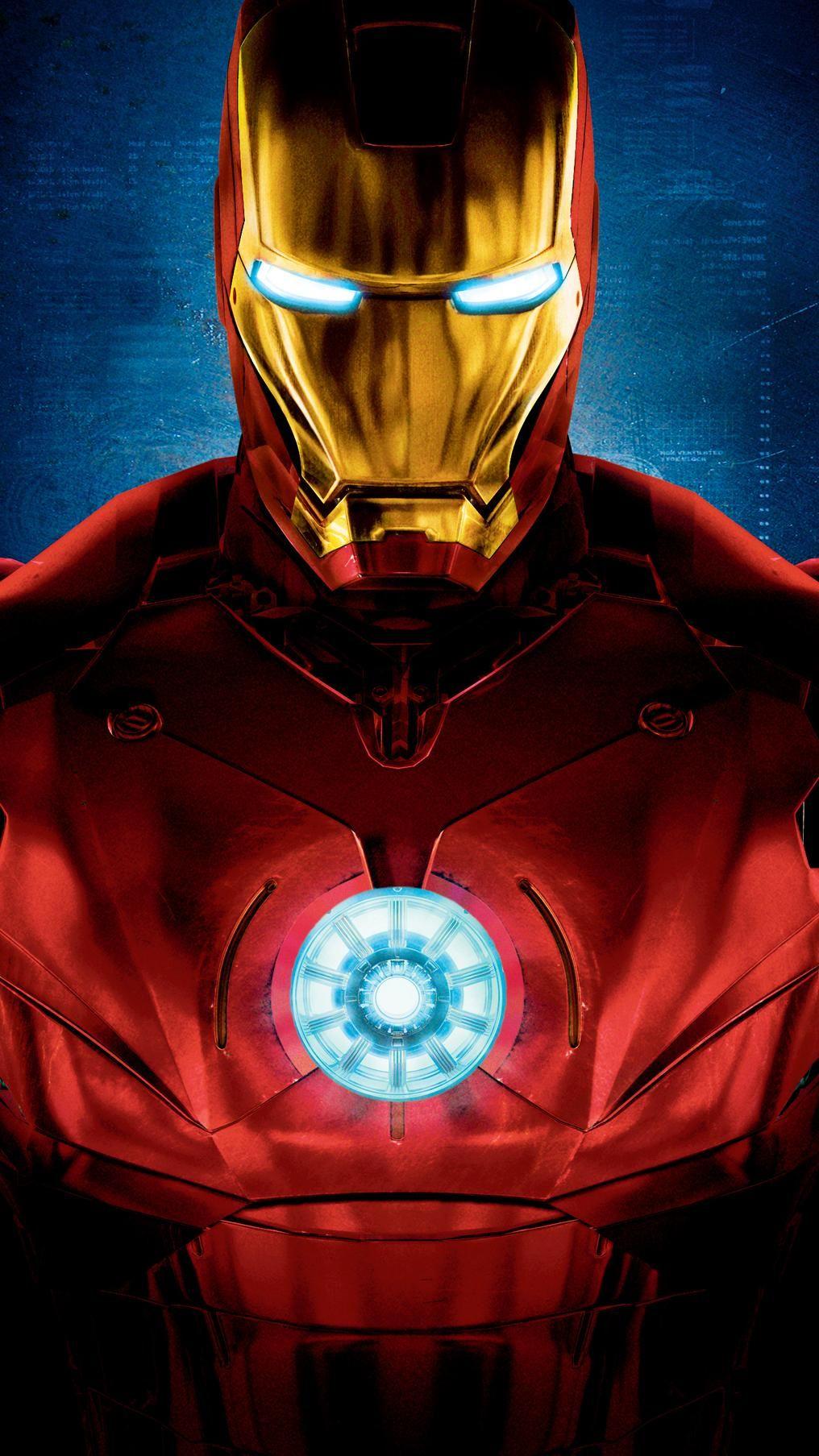 Iron Man 2008 Phone Wallpaper Moviemania Iron Man Hd Wallpaper Iron Man Wallpaper Iron Man Movie
