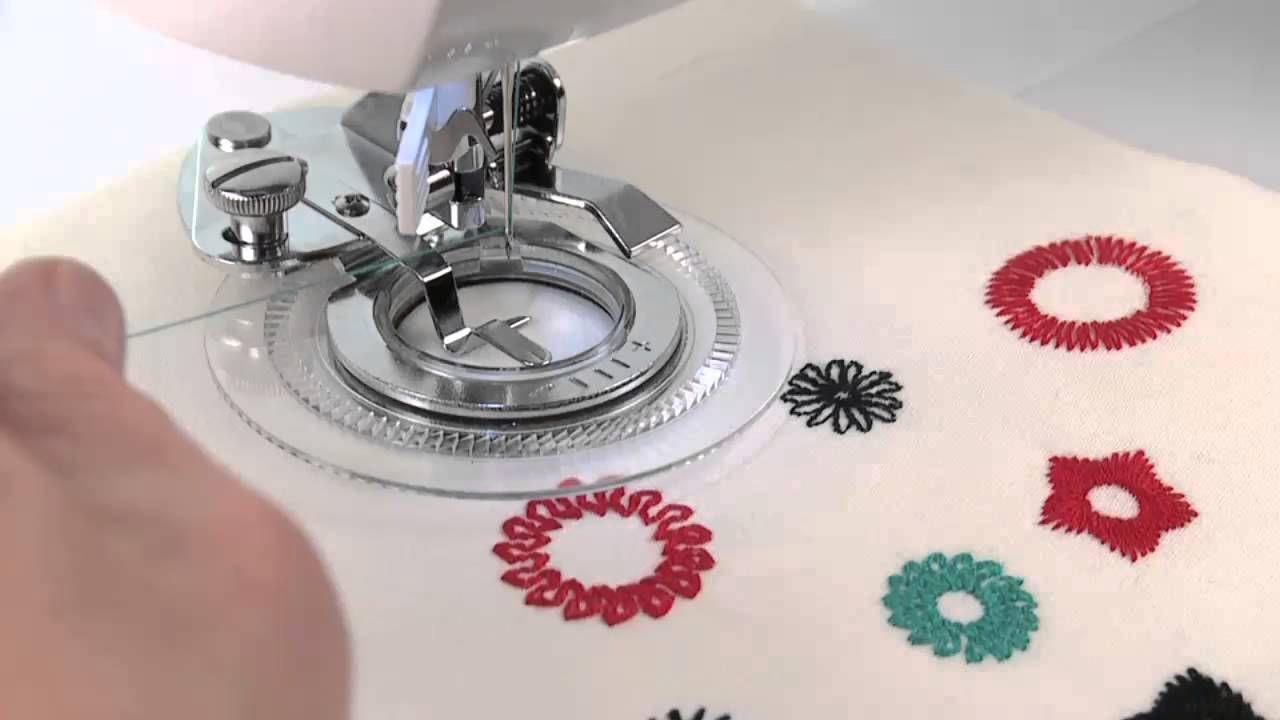Universal Quilten Stick Nähfuß für Nähmaschine