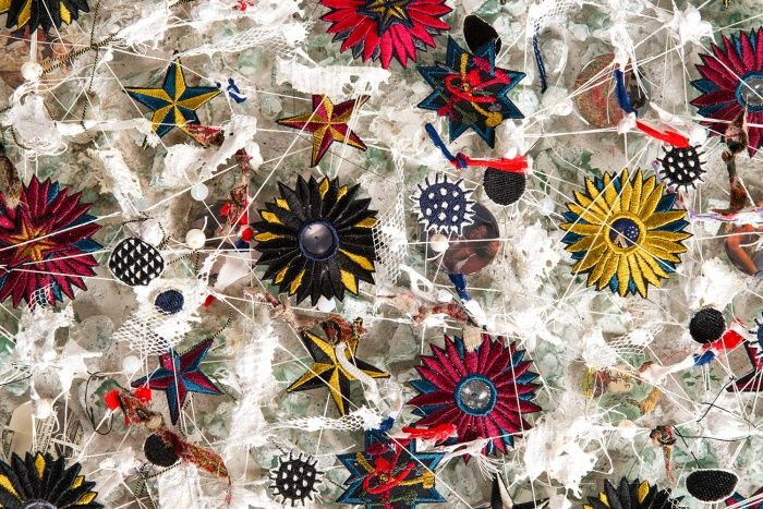 Michael Brennand-Wood - Embroidery Explorations | Patternbank