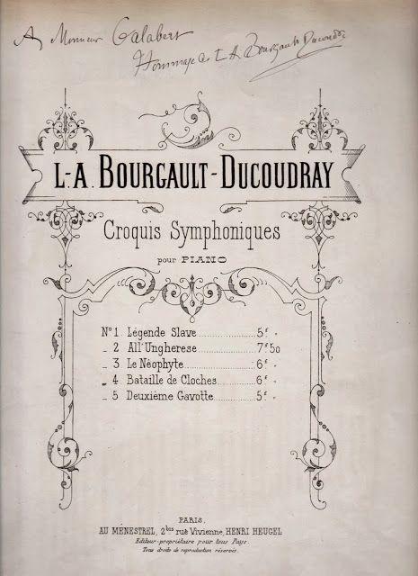lisztmahler: Louis Albert BOURGAULT- DUCODRAY : La Bretagna ed ...