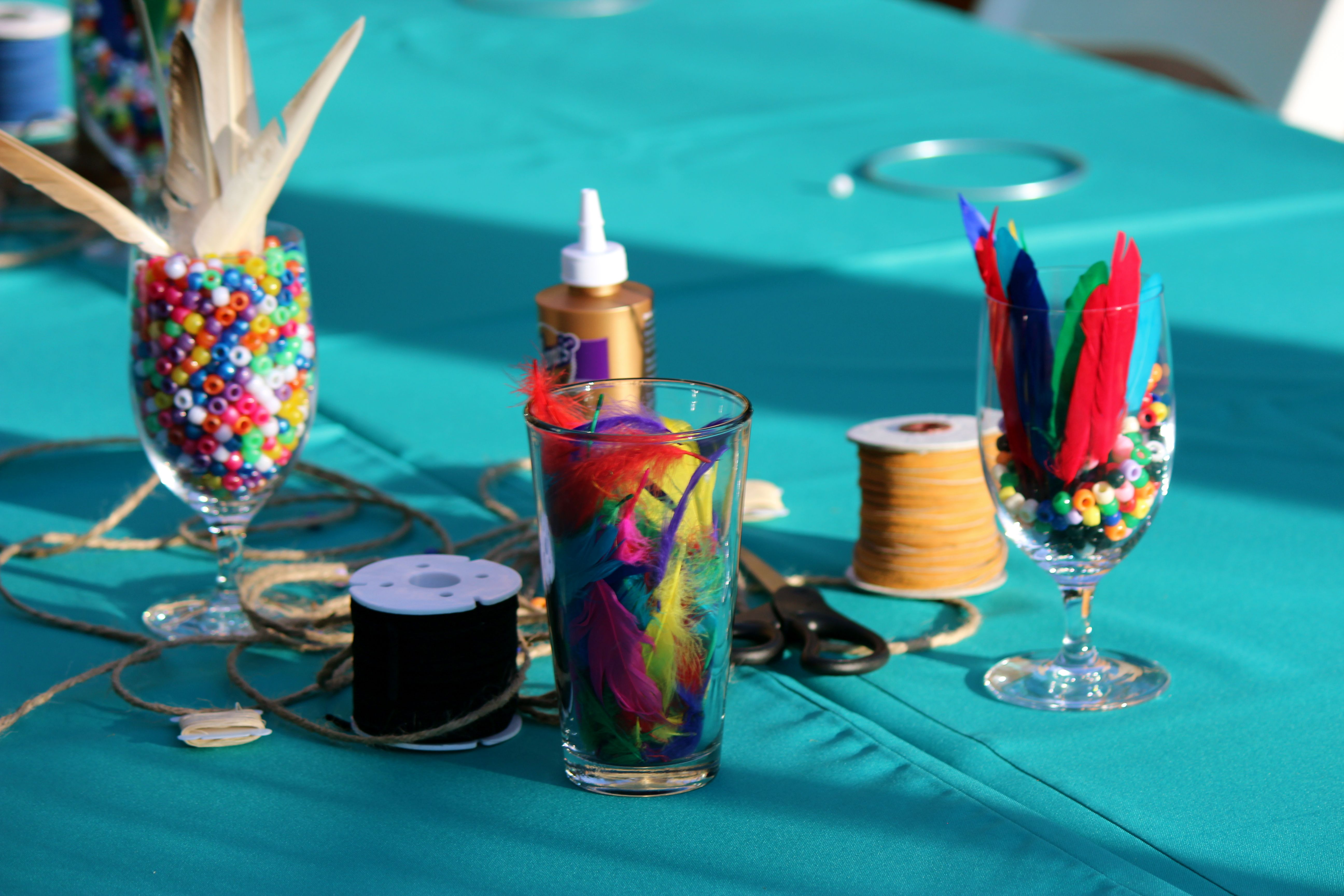 Event produced by Kapture Vision. Arts & Craft Time! Camp Retreat