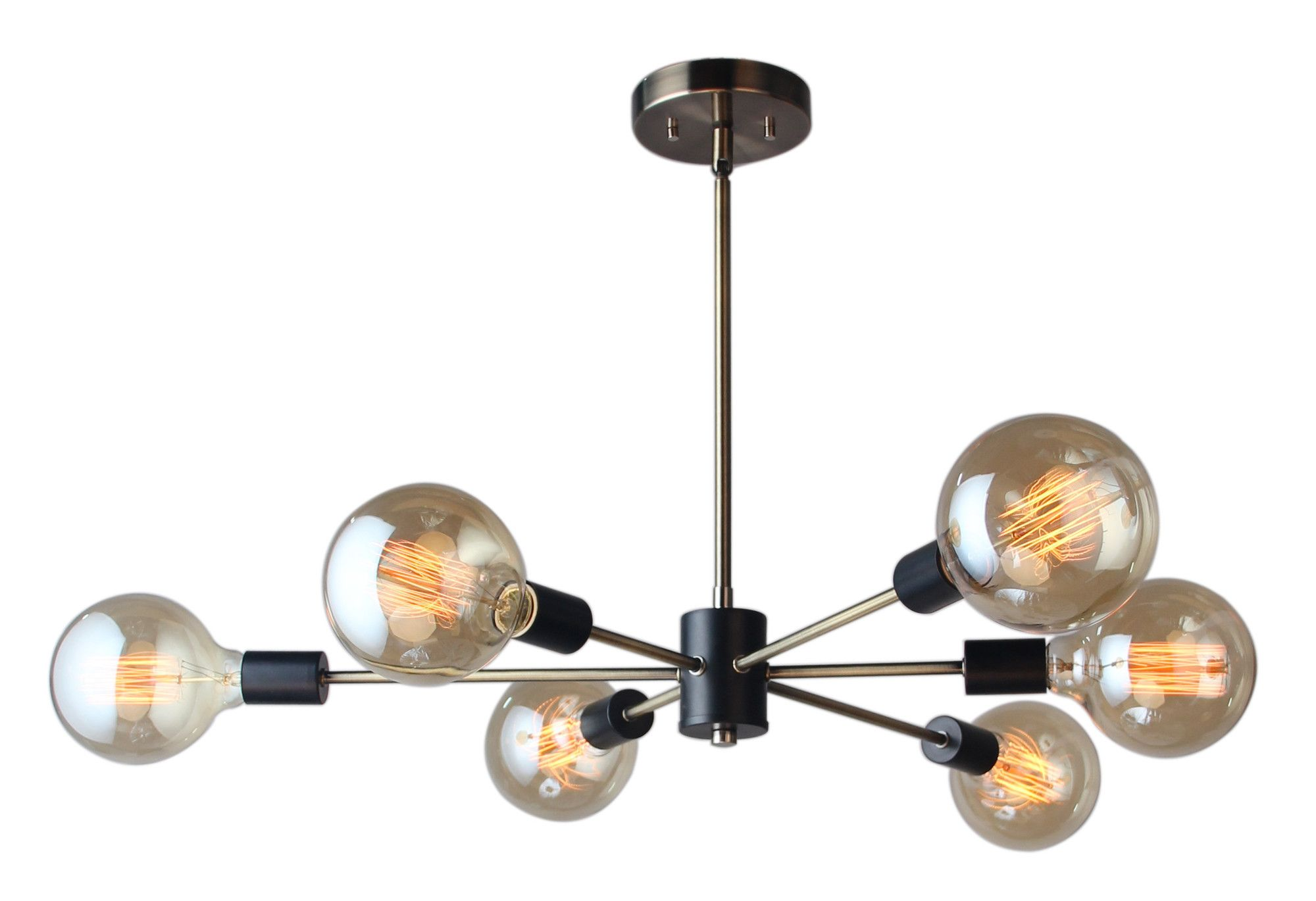 Ethan light cluster pendant products pinterest products