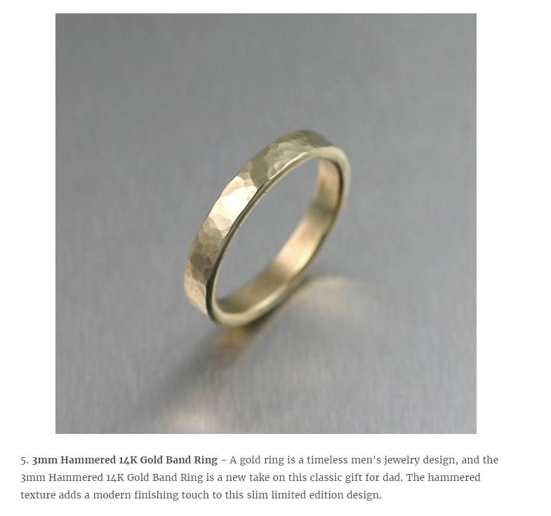 Information on Top 7 Gifts for Dads Highlighted by #JohnSBrana #MensJewelry https://www.johnsbrana.com/blogs/news/92340358-top-7-gifts-for-dads-fathers-day-gift-ideas