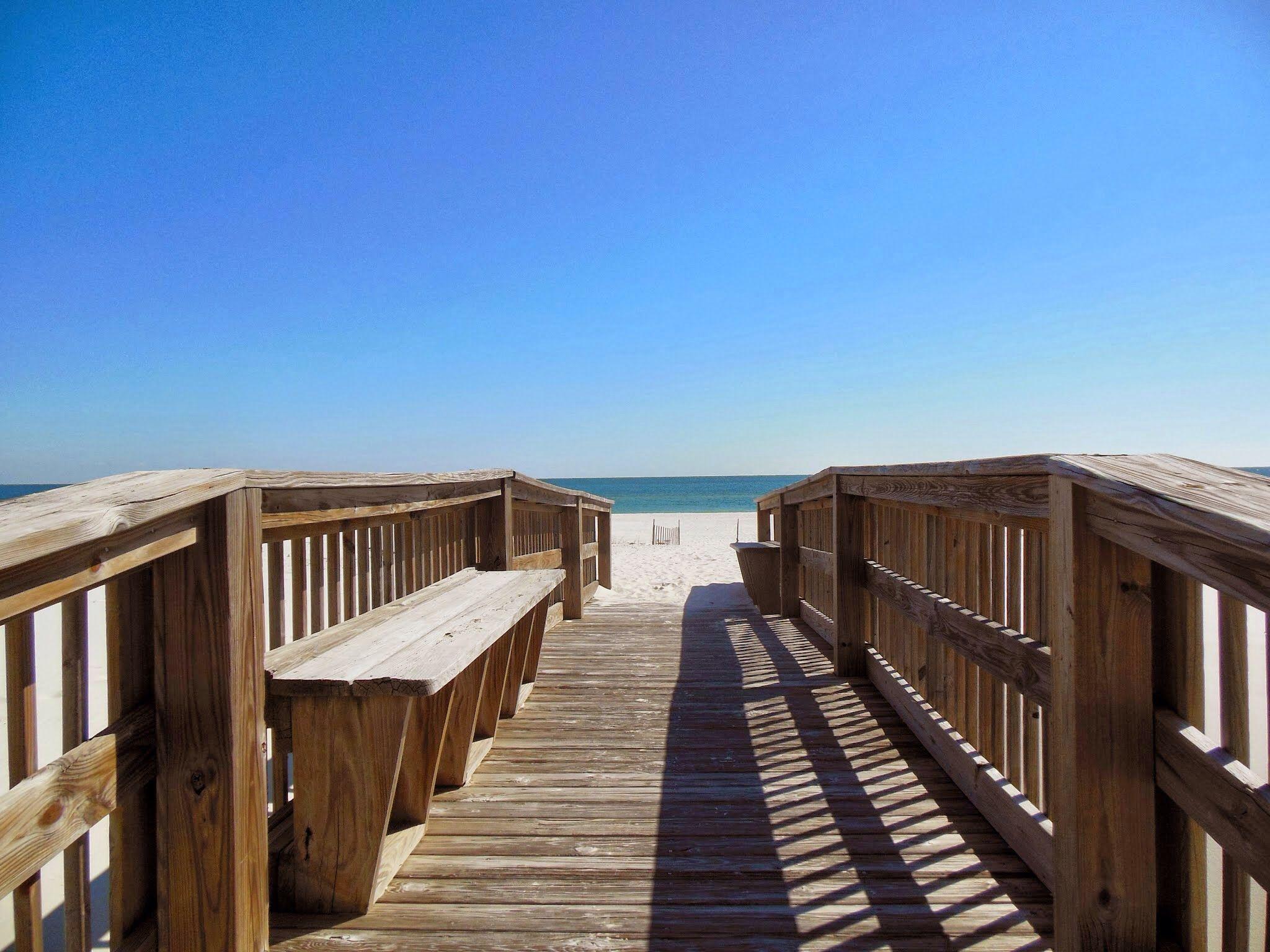 Lei Lani Boardwalk To The Beach In Orange Alabama