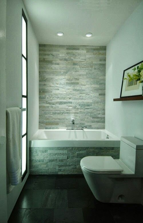 27 Absolutely Gorgeous Bathroom Design Ideas With Brick Walls ...