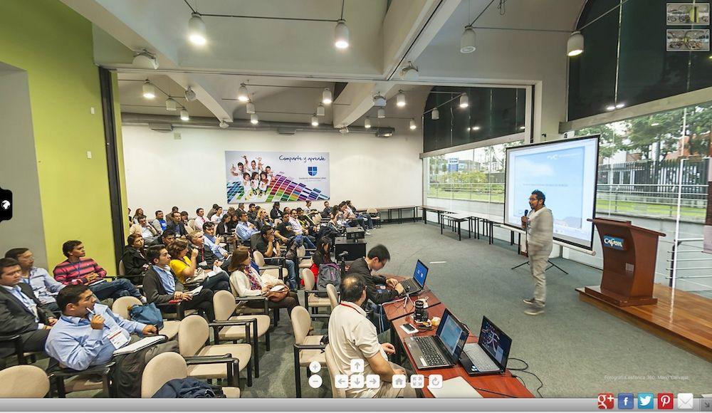 Evento de Turismo y Tecnología, TravelCamp, realizado el 25 de abril de 2013. Fotografía Mario Carvajal (www.mariocarvajal.com)
