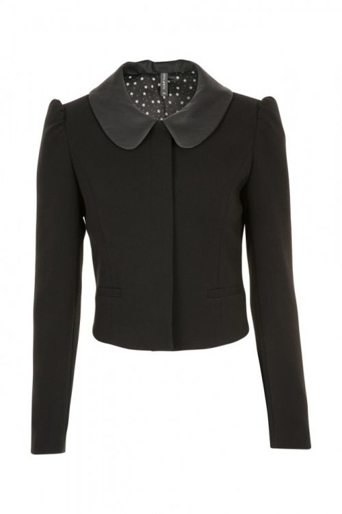Blazer col Claudine NAF NAF 69.9 € - Collection Hiver 2012 - Neeed ♥ - Shop is all you Neeed !