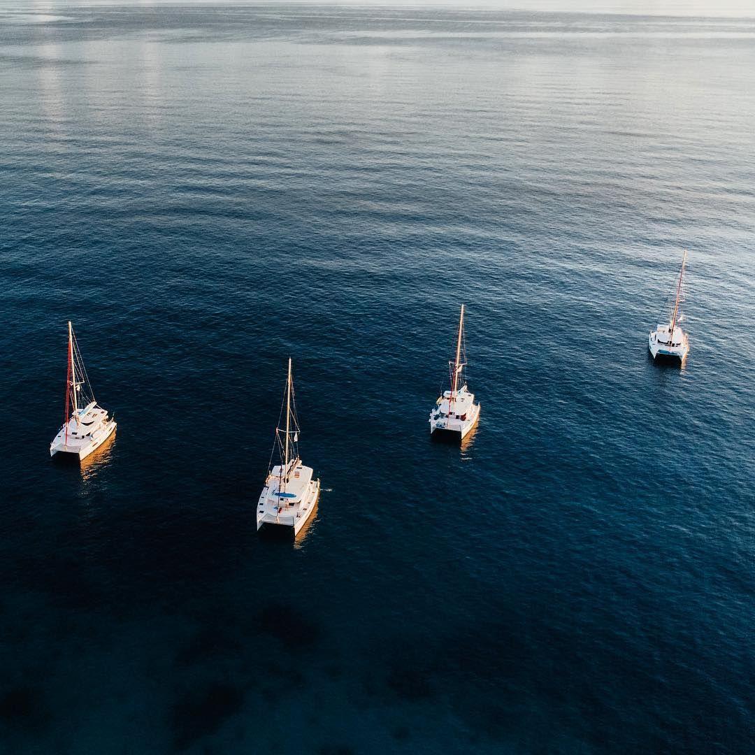 Croisiere Catamaran En 2020 Catamaran Croisiere Ile Paradisiaque