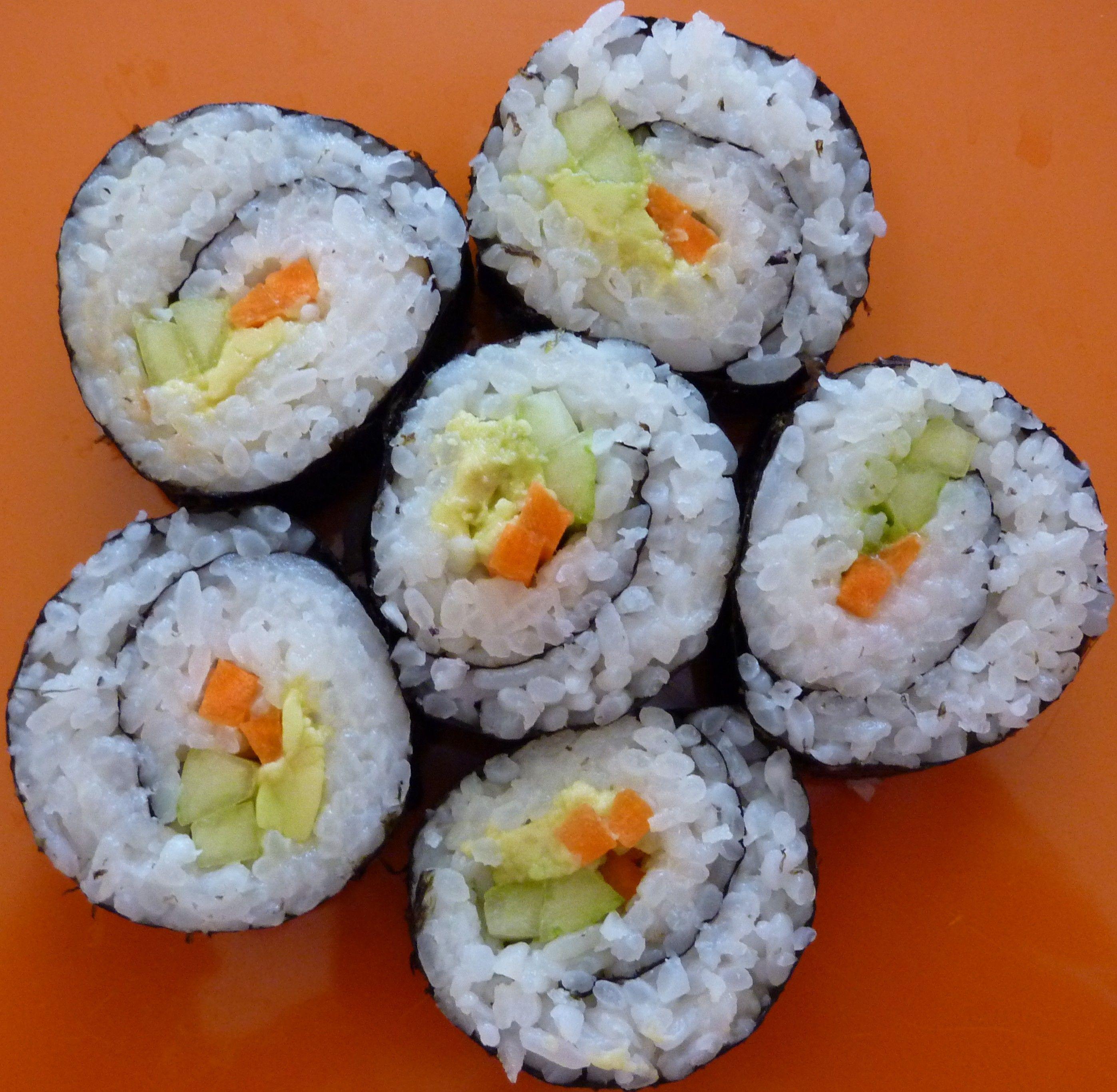 View Sushi California