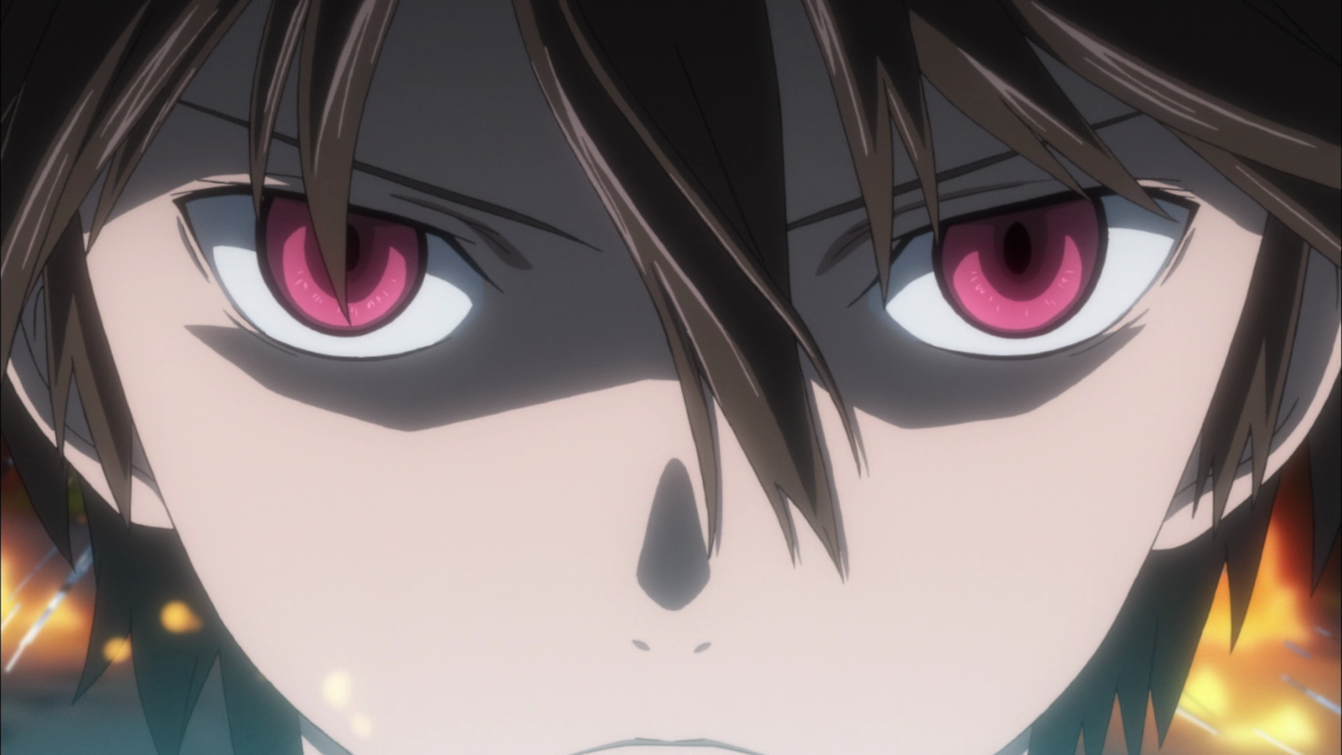 Guilty Crown Shu And