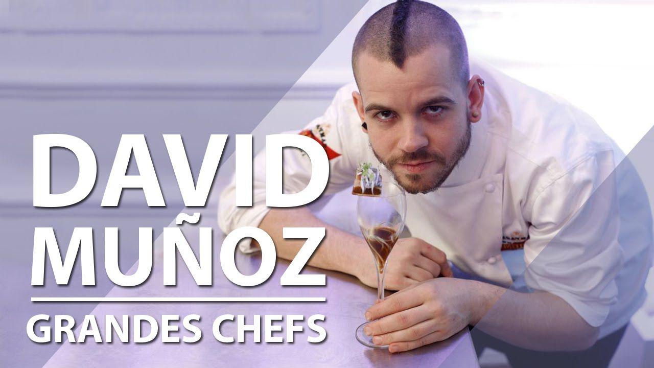 Grandes Chefs David Muñoz Libros De Recetas Recetas De Restaurante Técnicas De Emplatado