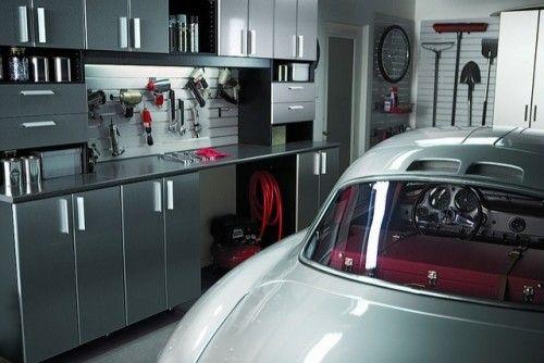 Garages   Contemporary   Garage And Shed   San Francisco   California  Closets