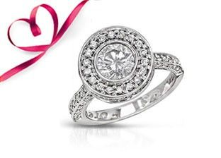 91 off brand name engagement rings in various styles and settings