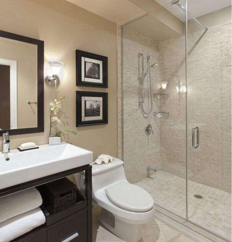 Ideas para decorar un cuarto de baño pequeño | Bathrooms & Passage ...