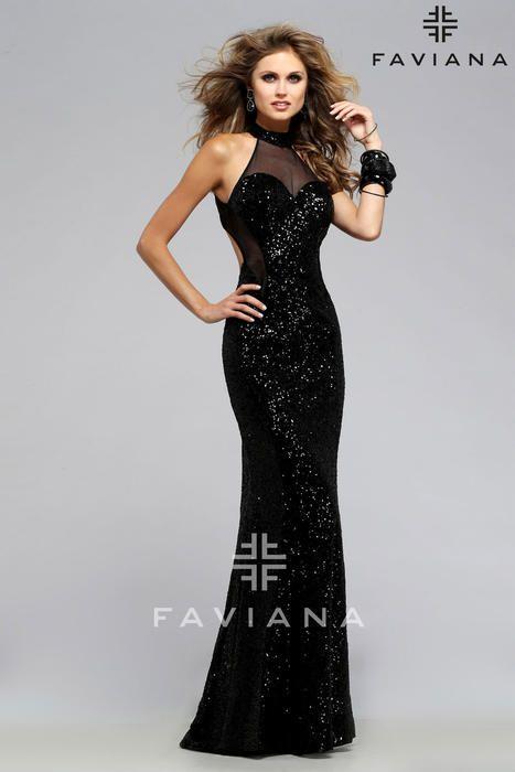 b87780c5e8e Faviana 7707 Faviana - Effie s Boutique Brooklyn NY