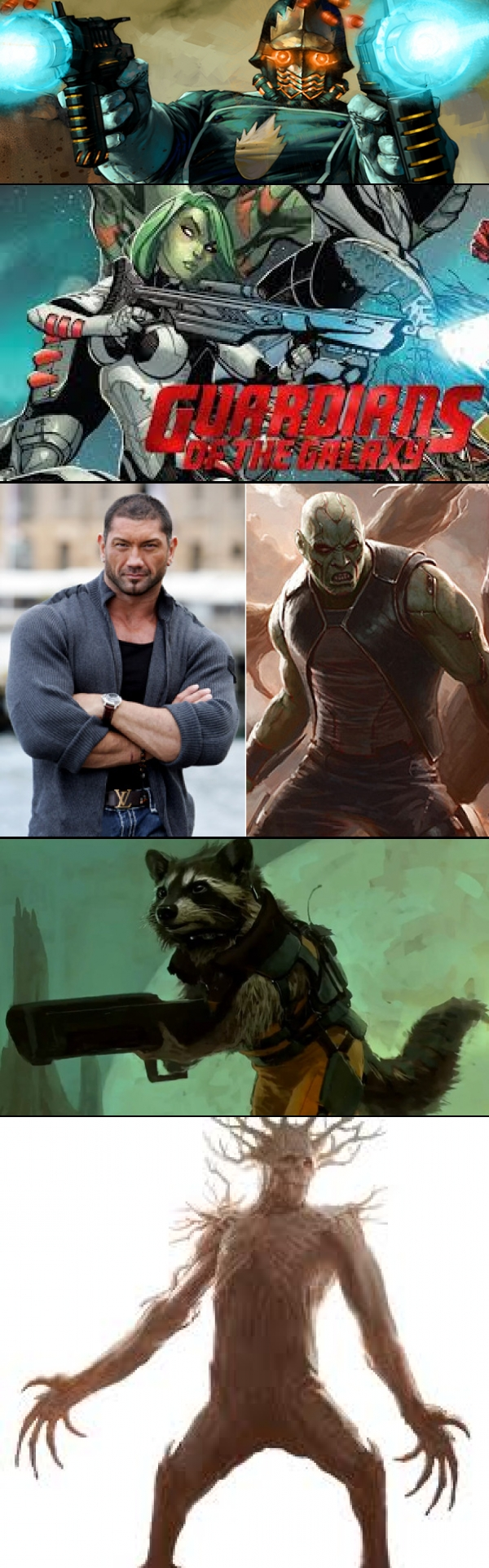 """What to tell kids when they ask """"Who Are The Guardians of the Galaxy, Exactly?"""""""