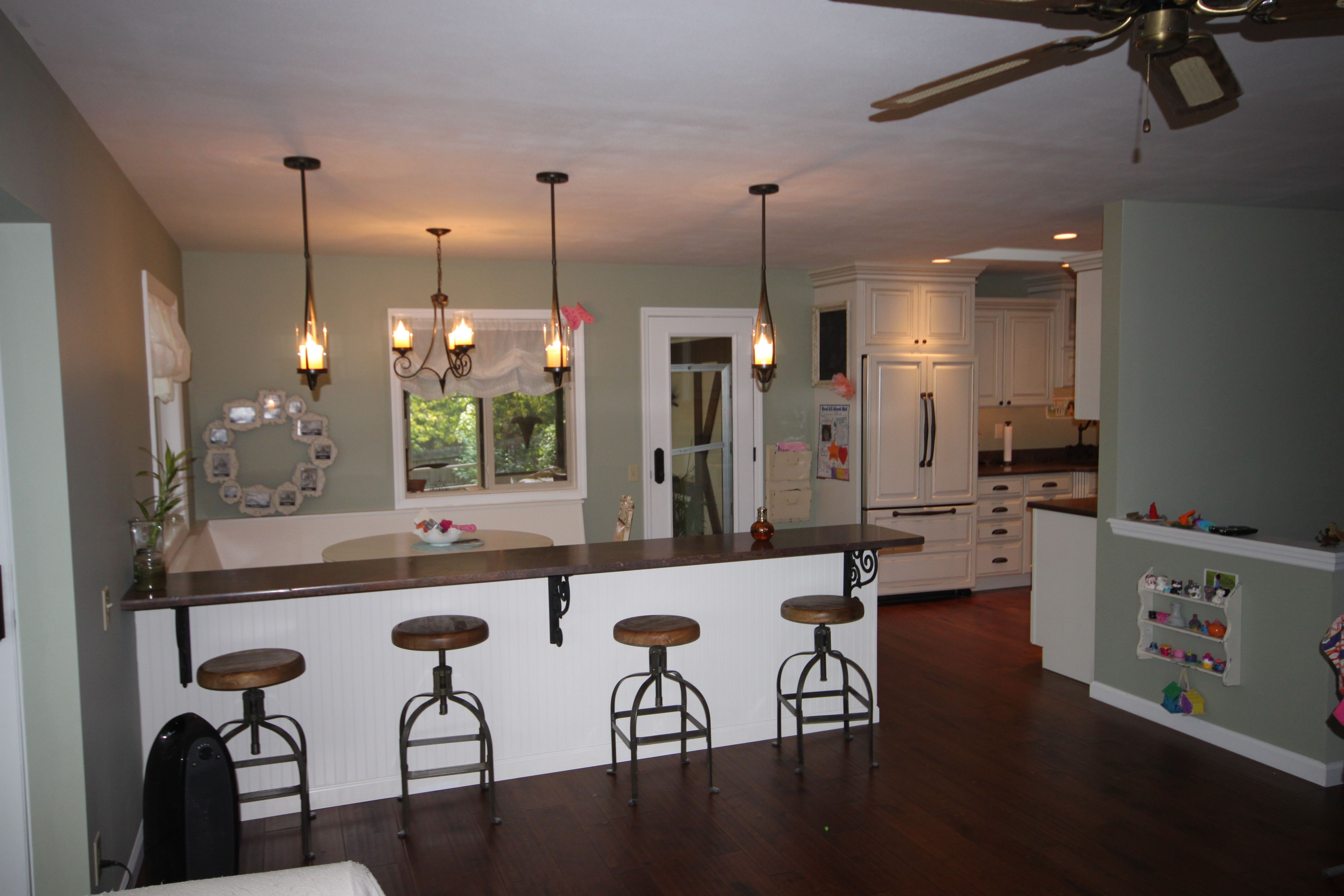 Liston construction company kitchen remodel