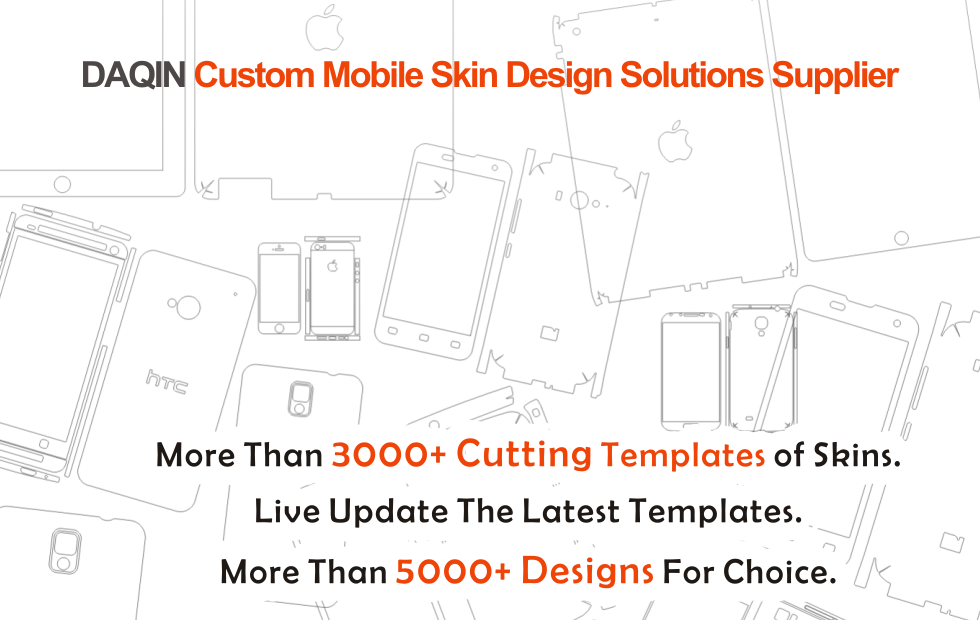 Contains More Than 3000 Model Of Mobile Phone Templates