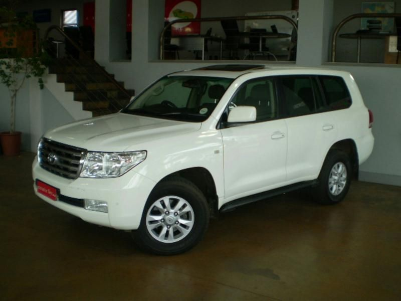 2009 TOYOTA LANDCRUISER 200 SERIES 4.7 V8 VX R 575,000 for sale ...