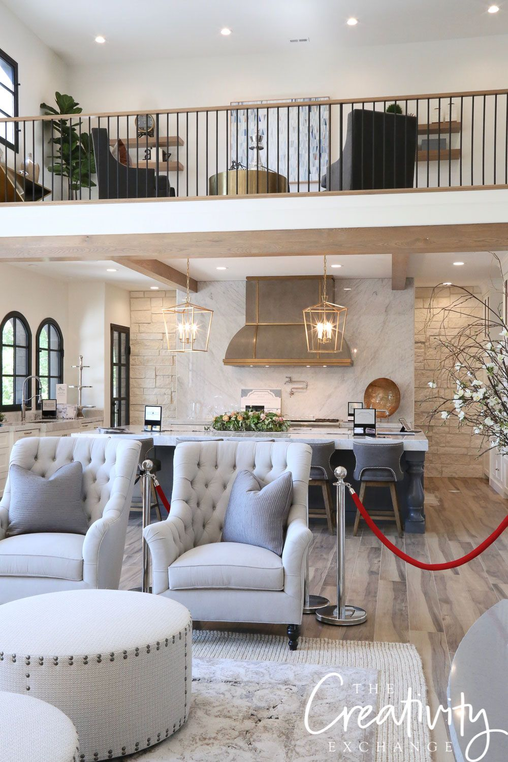 Modern European Chateau Home Tour French Country House French
