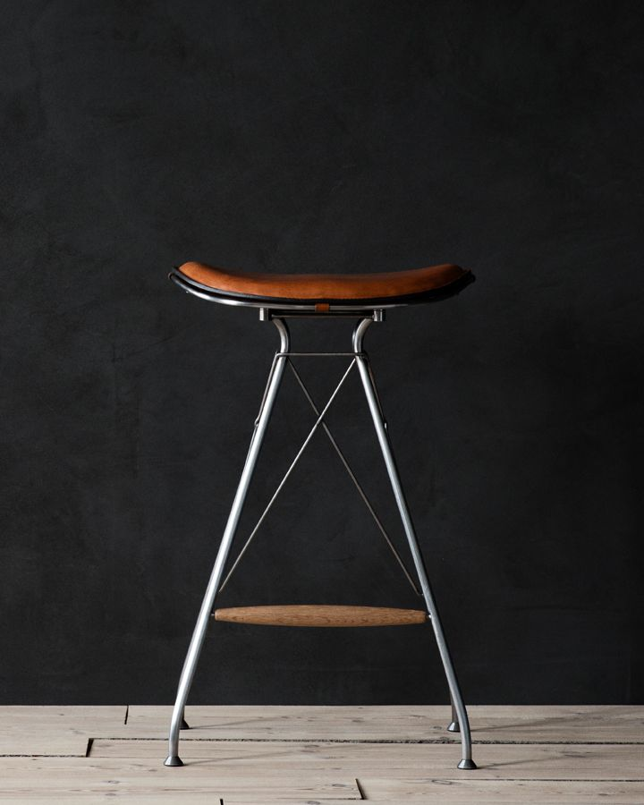 Wire bar stool, Overgaard & Dyrman ApS