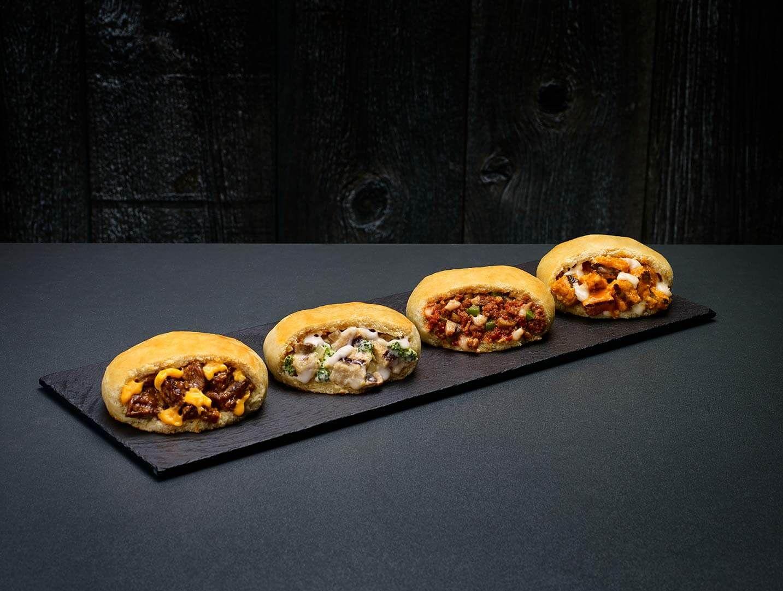 Handheld Pot Pies Alpha Foods Plant Based Convenience Food Convenience Food Pot Pie