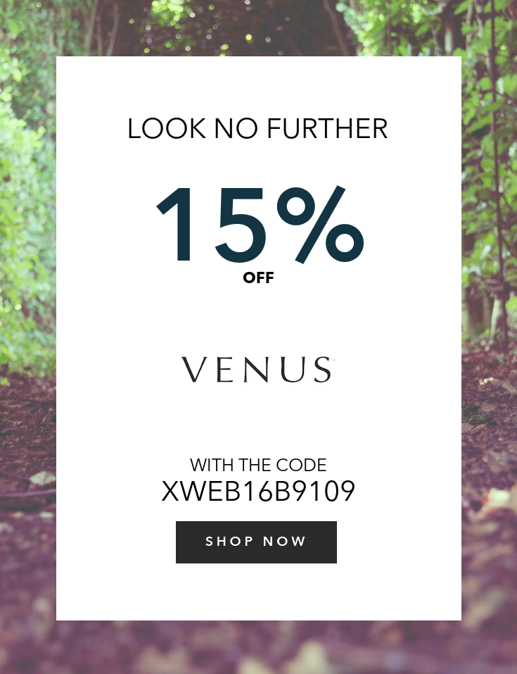 cde9fcb52d639 15% off | Venus Coupons | Coupons, Sale items, Shopping