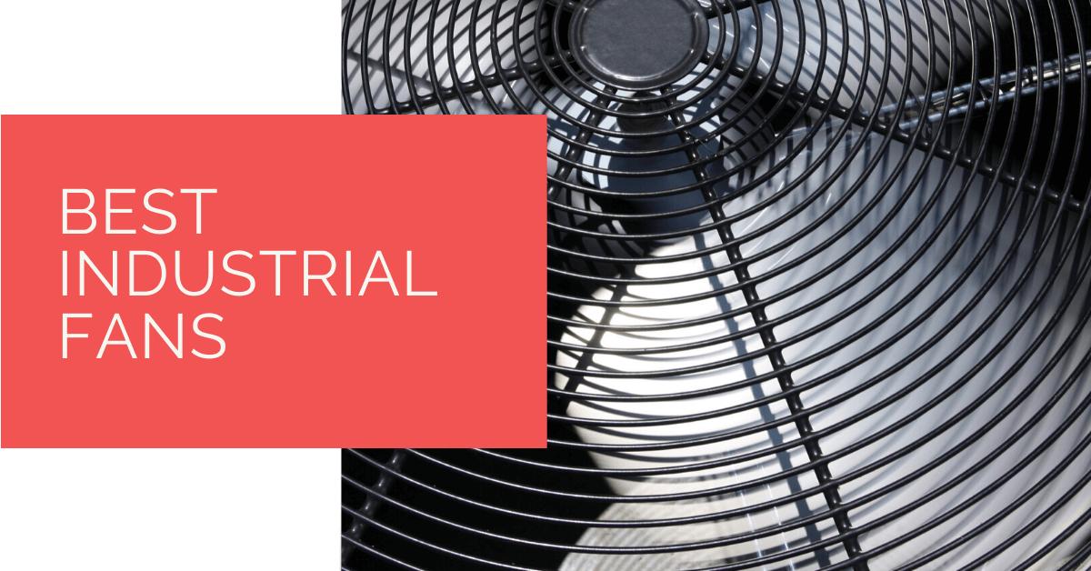 Best Industrial Fans in 2020 Industrial fan, Fan, Heat pump