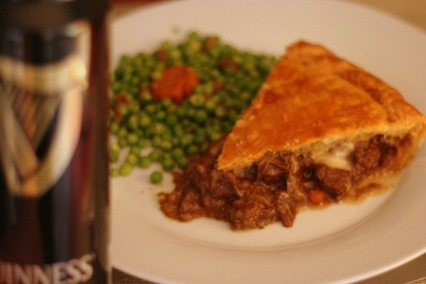 Steak, guinness and cheese pie de Jamie Oliver | Recettes ...