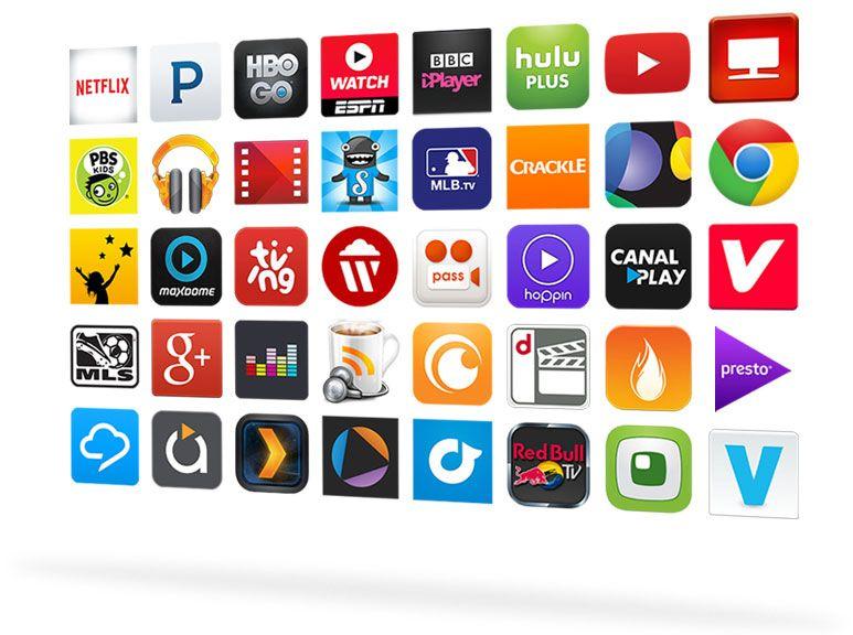 Top 5 Apps for Chromecast Chromecast apps, Chromecast