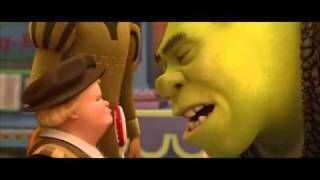Shrek Do The Roar Remix Lady Gaga Poker Face Via Youtube Lady Gaga Poker Face Shrek