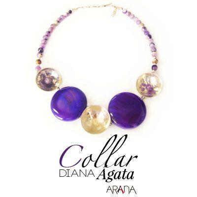 Collar Diana Ágata