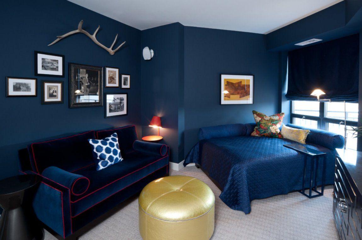 Darkbluebedroomwallsdesigndecorationbluewallpaint118 Navy Blue And